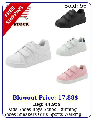 kids shoes boys school running shoes sneakers girls sports walking shoe