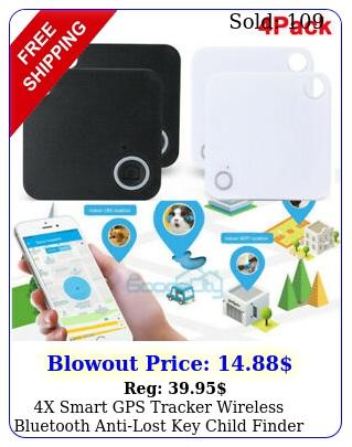 x smart gps tracker wireless bluetooth antilost key child finder gps locato
