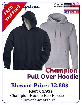 champion hoodie eco fleece pullover sweatshirt sssgf