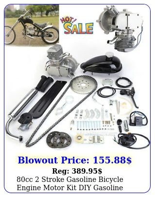 cc stroke gasoline bicycle engine motor kit diy gasoline bicycle engine u