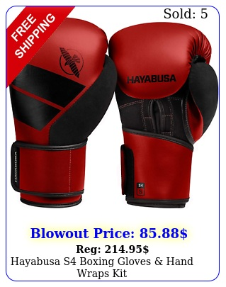 hayabusa s boxing gloves hand wraps ki