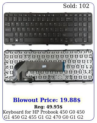 keyboard hp probook g g g g g g g