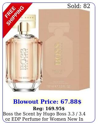 boss the scent by hugo boss  oz edp perfume women i