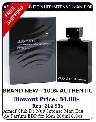 armaf club de nuit intense man eau de parfum edp men ml oz brand ne