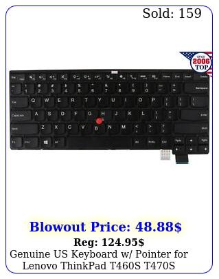 genuine us keyboard w pointer lenovo thinkpad ts ts y