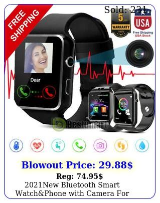 new bluetooth smart watchphone with camera iphone samsung lg htc googl