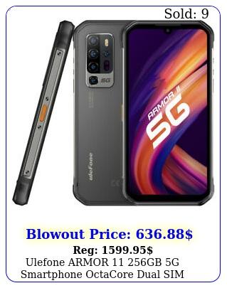 ulefone armor gb g smartphone octacore dual sim rugged cell phone ma
