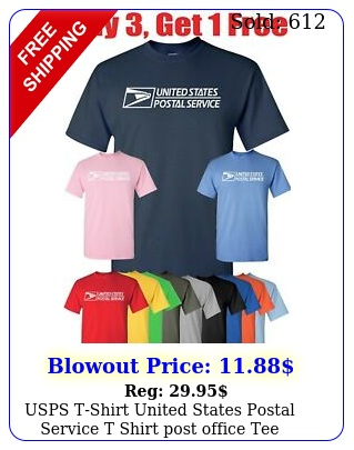 usps tshirt united states postal service t shirt post office te