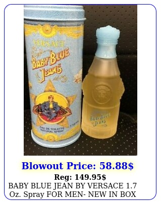 baby blue jean by versace oz spray men in bo