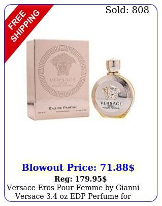 versace eros pour femme by gianni versace oz edp perfume women ni