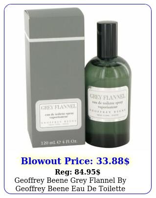 geoffrey beene grey flannel by geoffrey beene eau de toilette spray o