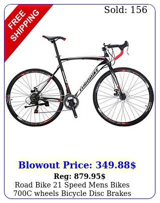 road bike speed mens bikes c wheels bicycle disc brakes cm upgrade