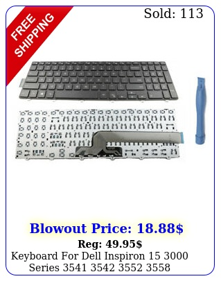 keyboard dell inspiron  series   replacement repai