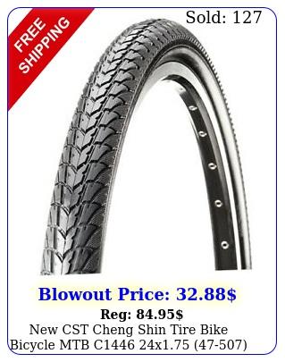 cst cheng shin tire bike bicycle mtb c x black wal
