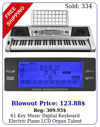 key music digital keyboard electric piano lcd organ talent practice show gif