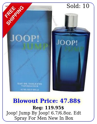joop jump by joop oz edt spray men i