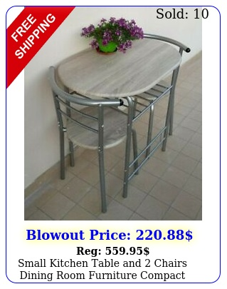 small kitchen table chairs dining room furniture compact breakfast seate