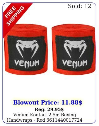 venum kontact m boxing handwraps re