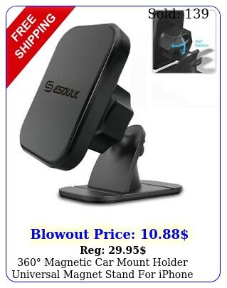 magnetic car mount holder universal magnet stand iphone samsung gp