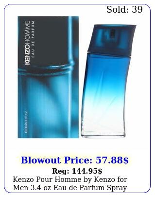kenzo pour homme by kenzo men oz eau de parfum spray bran