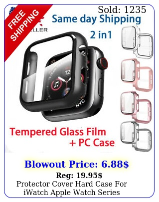 protector cover hard case iwatch apple watch series