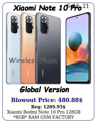 xiaomi redmi note pro gb gb ram gsm factory unlocked global version ne