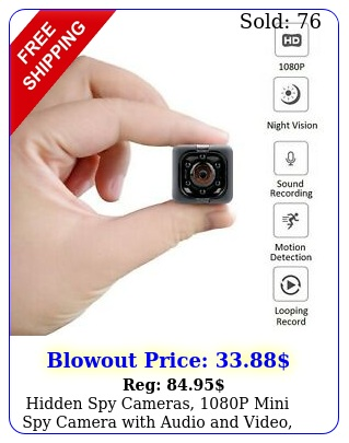 hidden spy cameras p mini spy camera with audio video night visio