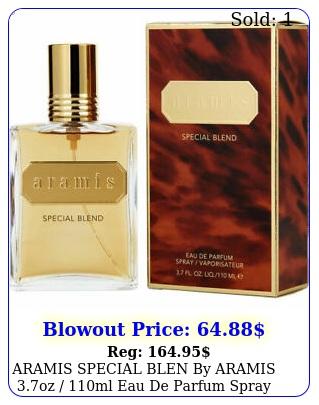 aramis special blen by aramis oz ml eau de parfum spray i