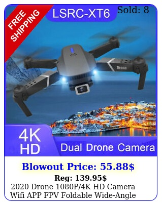 drone pk hd camera wifi app fpv foldable wideangle rc quadcopter u