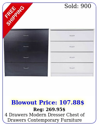 drawers modern dresser chest of drawers contemporary furniture wooden storag