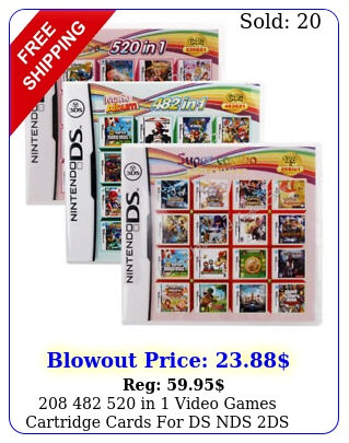 in video games cartridge cards ds nds ds ds nds