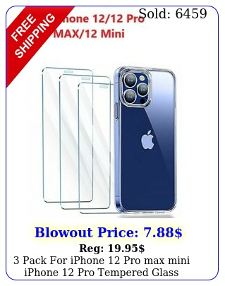 pack iphone pro max mini iphone pro tempered glass screen protecto