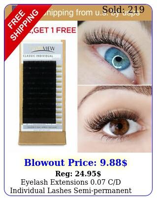eyelash extensions cd individual lashes semipermanent min