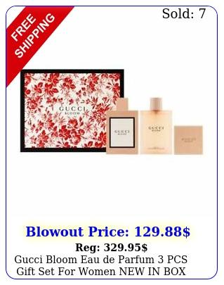 gucci bloom eau de parfum pcs gift set women i