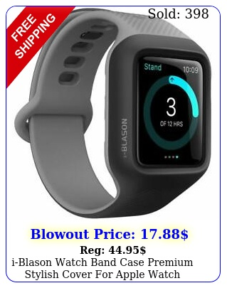 iblason watch band case premium stylish cover apple watch iwatch m