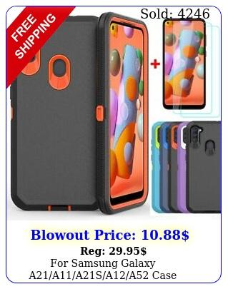 samsung galaxy aaasaa case shockproof cover  screen protecto