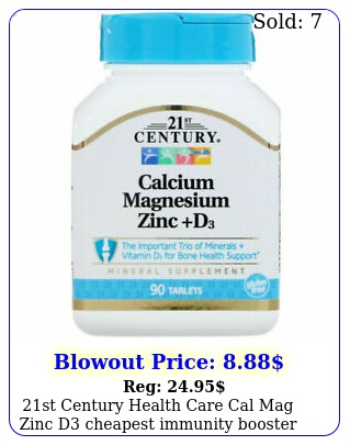 st century health care cal mag zinc  d cheapest immunity booster in pandemi