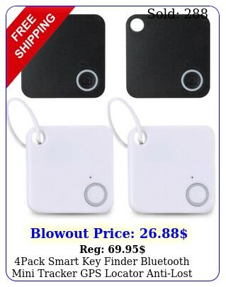 pack smart key finder bluetooth mini tracker gps locator antilost wallet phon