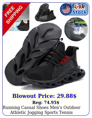 running casual shoes men's outdoor athletic jogging sports tennis sneakers gy