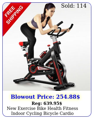 exercise bike health fitness indoor cycling bicycle cardio workout hom