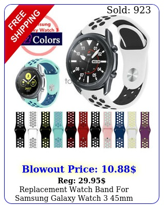 replacement watch band samsung galaxy watch mm mm silicone sport stra