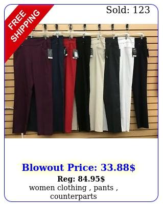 women clothing pants counterpart