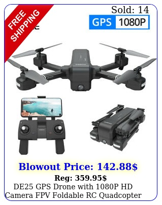 de gps drone with p hd camera fpv foldable rc quadcopter selfie tapfly le