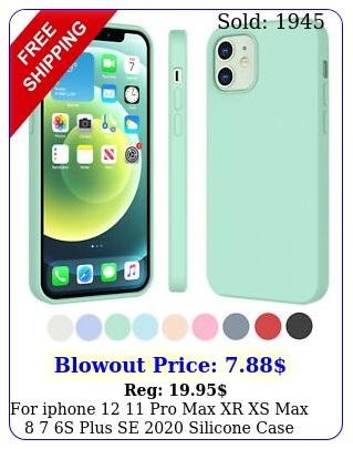 iphone  pro max xr xs max  s plus se silicone case cute cove