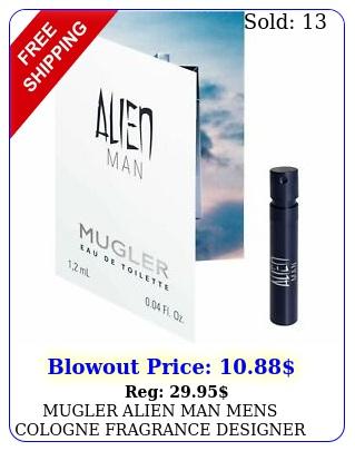 mugler alien man mens cologne fragrance designer sample spray ml gif