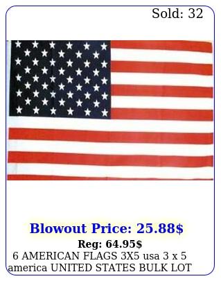 american flags x usa x america united states bulk lot flag free shippin