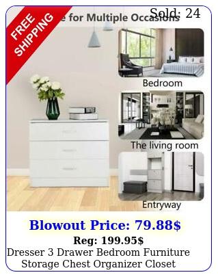dresser drawer bedroom furniture storage chest organizer closet cabinet hom