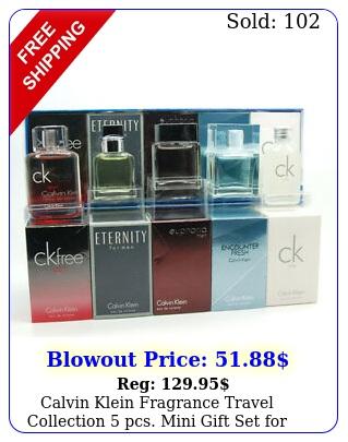 calvin klein fragrance travel collection pcs mini gift set men x m
