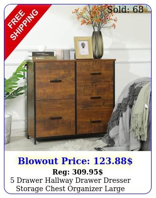 drawer hallway drawer dresser storage chest organizer large storage cabinet u