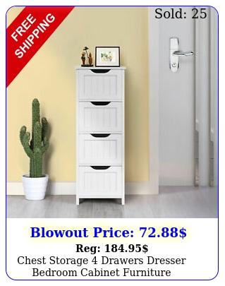 chest storage drawers dresser bedroom cabinet furniture organizer bathroo